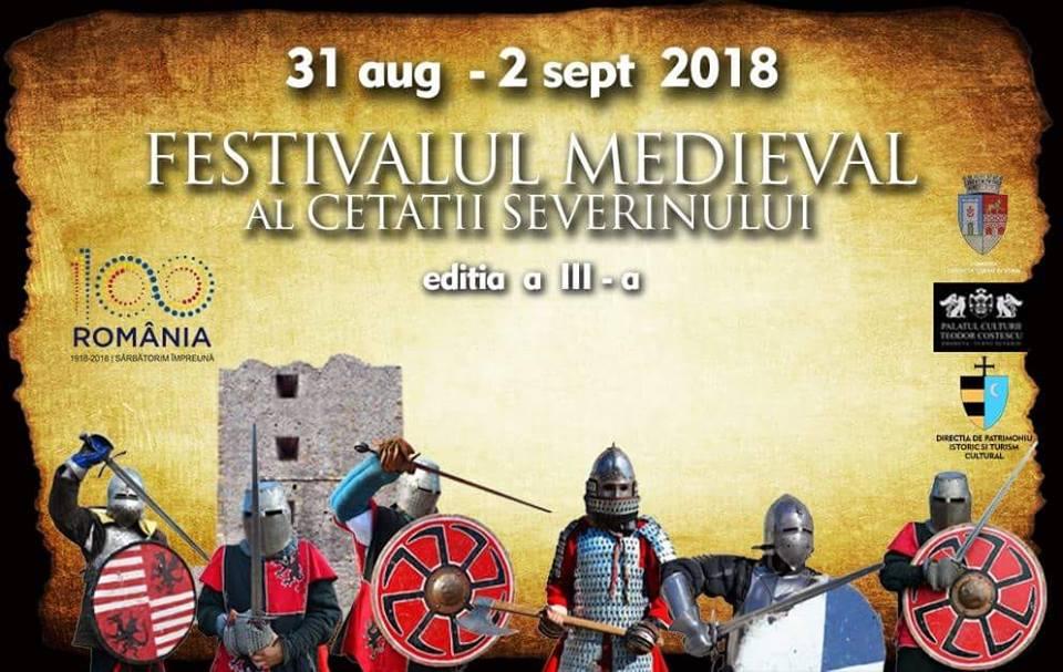 Festivalul Medieval al Cetății Severinului, Drobeta Turnu Severin, Rumunjska