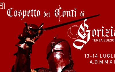 Al Cospetto dei Conti di Gorizia, Gorizia, Italija 2019.