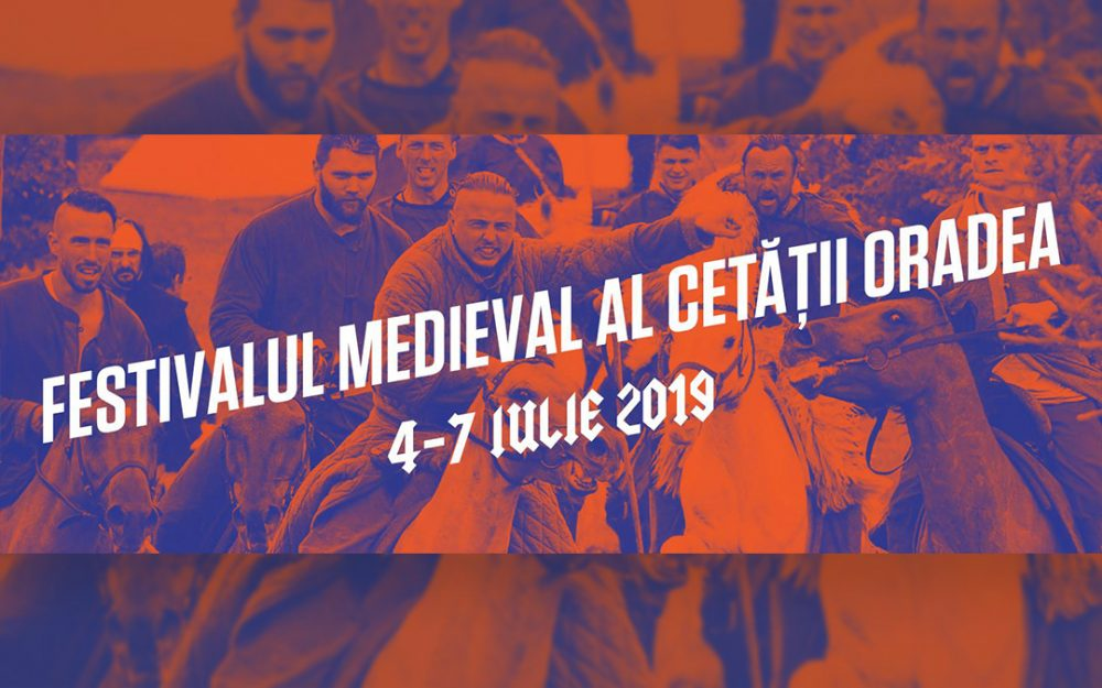 Medieval festival Oradea, Oradea, Rumunjska – 4. – 7. VII. 2019.